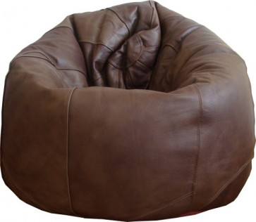 Leather Beanbag Pod - Adult