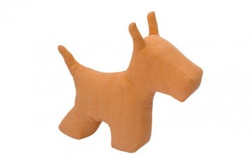 The Miniature Schauzer Doggie Doorstop