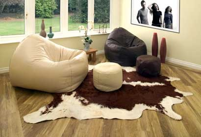 Leather Beanbag Chairs