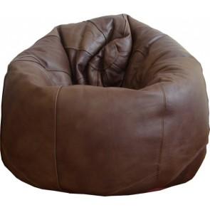 Leather Beanbag Pod - Adult